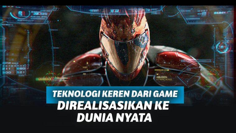 Teknologi dari game yang terealisasi