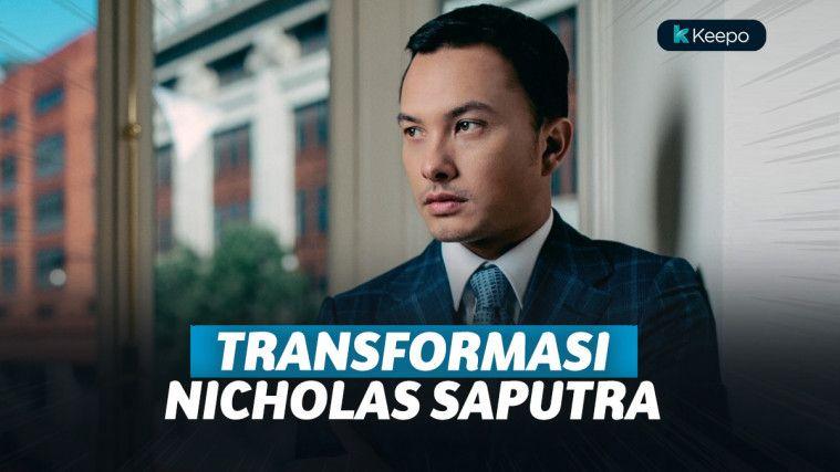 Semakin Berkharisma! Ini Beda Penampilan Nicholas Saputra di Awal Karier dan Sekarang | Keepo.me