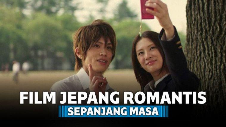 Dilarang Baper, Inilah 7 Film Jepang Romantis Terbaik