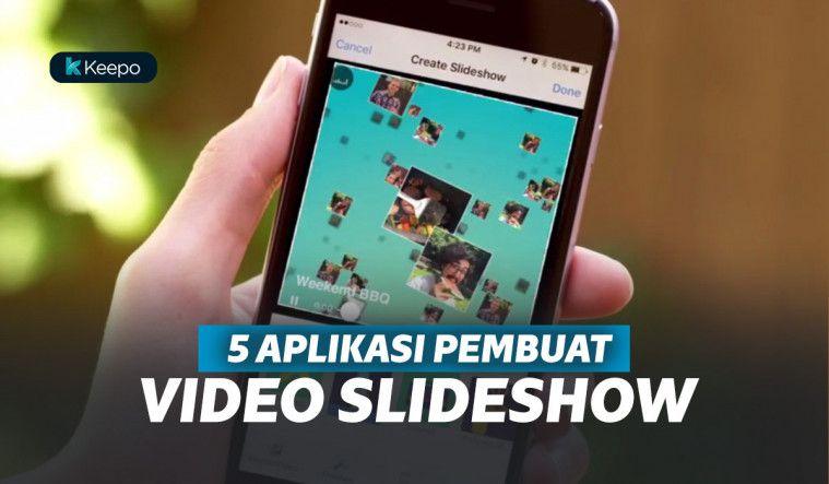5 Aplikasi Pembuat Video Slideshow Foto Di Android