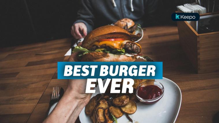 Rekomendasi 7 Restoran Burger Paling Enak di Jakarta untuk Menu Buka Puasa | Keepo.me