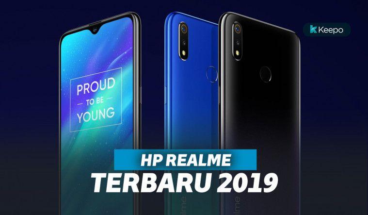 7 Hp Realme Terbaru 2019 Mulai 1 Jutaan