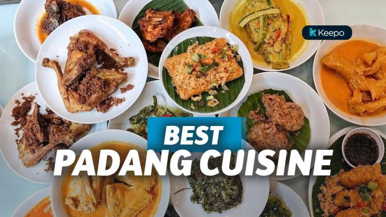 8 Restoran Masakan Padang Paling Enak di Jakarta, Pas buat Menu Berbuka | Keepo.me