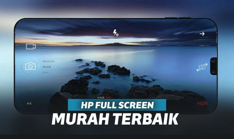 7 Hp Full Screen Murah Terbaru 2019 1 2 Jutaan