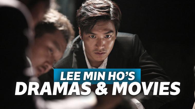 7 Film Drama Korea Lee Min Ho Terbaik dan Terbaru 2019