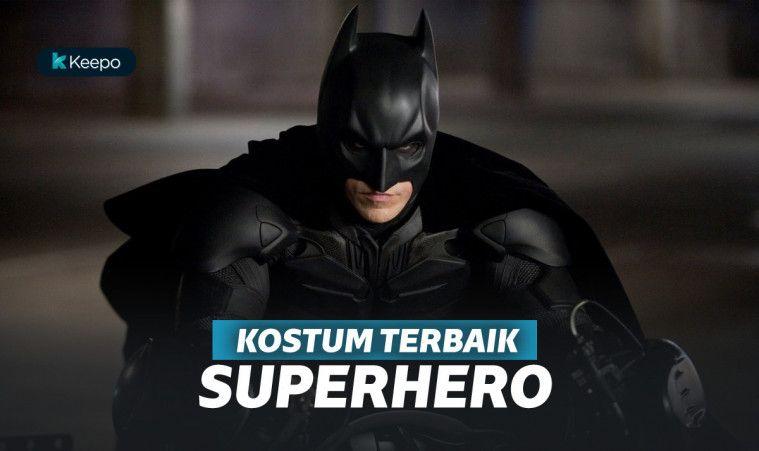 5 Karakter Superhero yang Memiliki Kostum Terbaik di Film | Keepo.me
