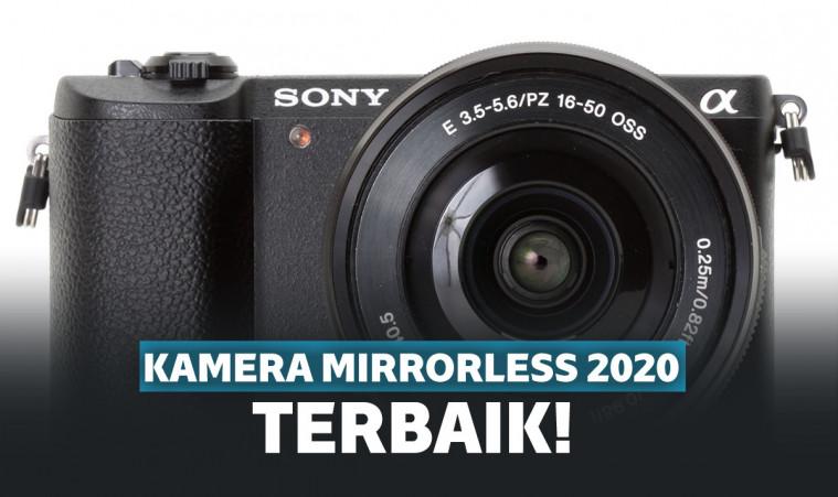 10 Kamera Mirrorless Murah Terbaik Cocok Untuk Vlog