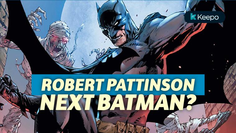 Daftar Aktor yang Pernah dan Akan Memerankan  Batman | Keepo.me