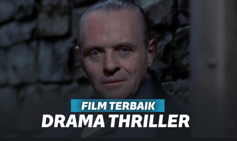 5 Film Drama Thriller Terbaik yang Siap Menerormu | Keepo.me