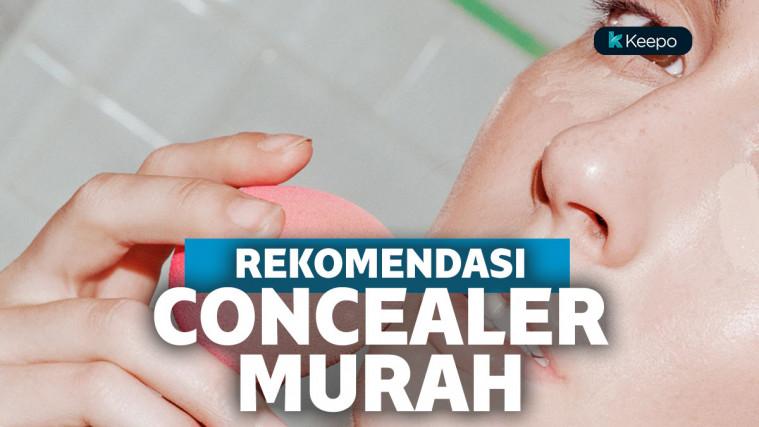 9 Rekomendasi Concealer di Bawah Rp 100 Ribu, Tampil Flawless di Hari Raya! | Keepo.me
