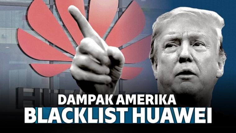 Punya HP Huawei? Ini yang Akan Kamu Alami Akibat Amerika Blacklist Huawei | Keepo.me