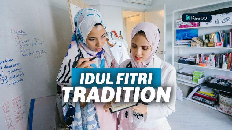 Tradisi Lebaran di Indonesia yang Nggak Ada di Daerah Lain