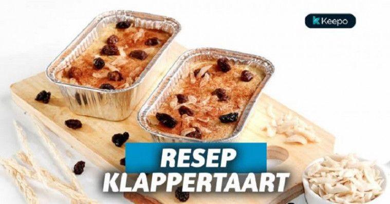 Resep Klappertaart Praktis Tanpa Oven dengan Rasa Meleleh di Mulut | Keepo.me