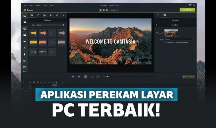 10 Aplikasi Screen Recorder PC Terbaik 2019, Buat Kamu yang Ingin Jadi Youtuber | Keepo.me