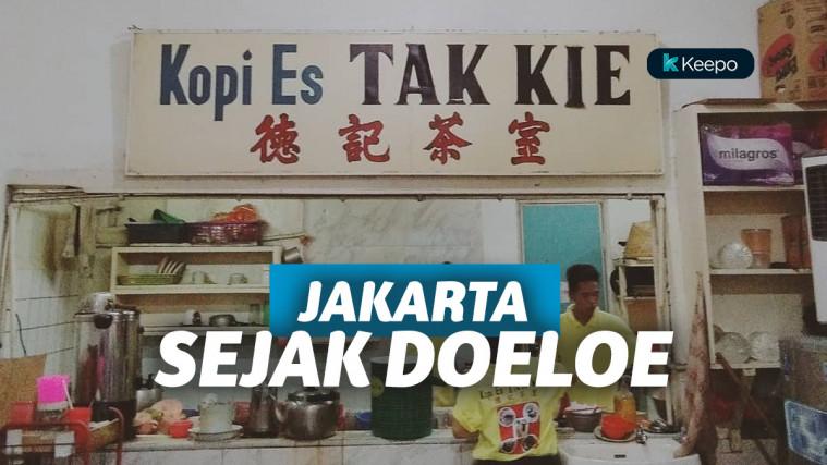 Tempat Makan Legendaris di Jakarta Ini Enaknya Nggak Berubah
