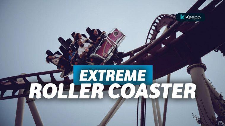 Roller Coaster Paling Ekstrem di Seluruh Dunia