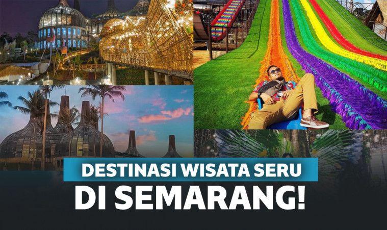 20 Tempat Wisata Di Semarang Yang Jadi Favorit Anak Muda