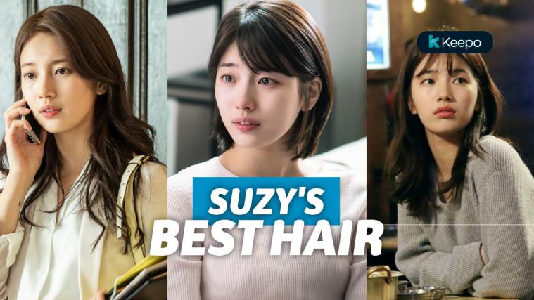 Rambut terbaik Suzy 1
