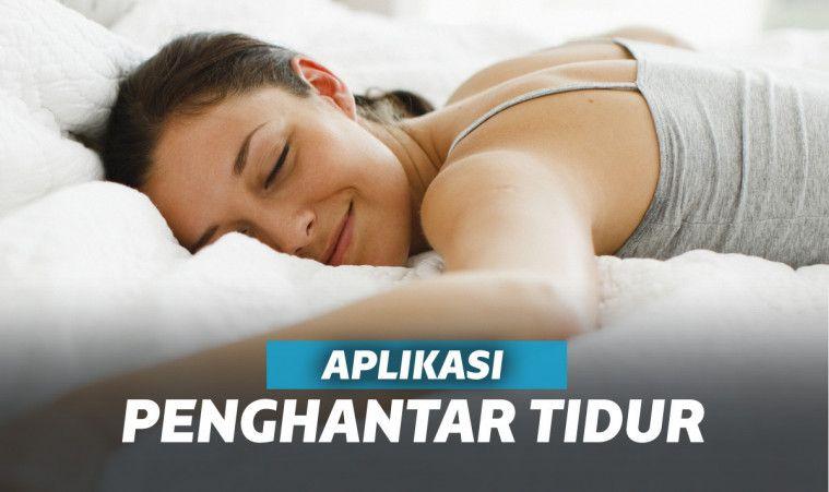 5 Aplikasi yang Bisa Membantu Tidur Nyenyak | Keepo.me