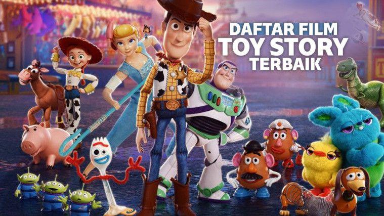 Daftar Film Toy Story Terbaik