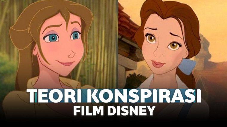 Teori Film Disney