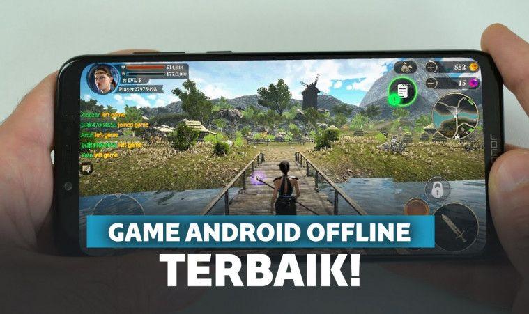 game offline Android terbaik 1