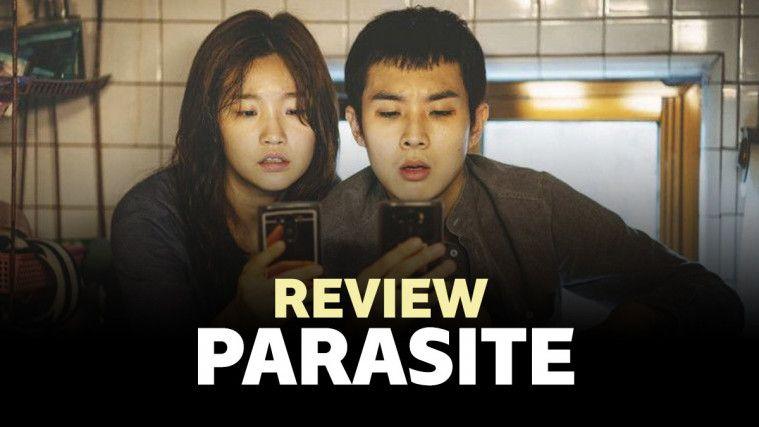 Review Sinopsis Serta Para Pemain Film Parasite 2019