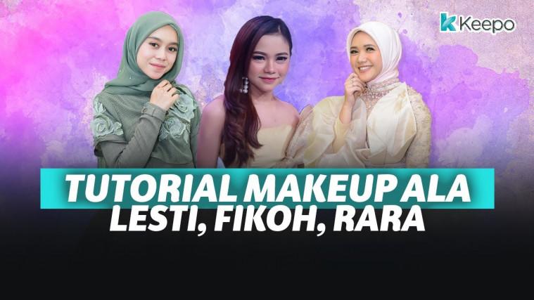 5 Pedangdut Wanita yang Jago Makeup. Siapa yang Paling Cantik? | Keepo.me
