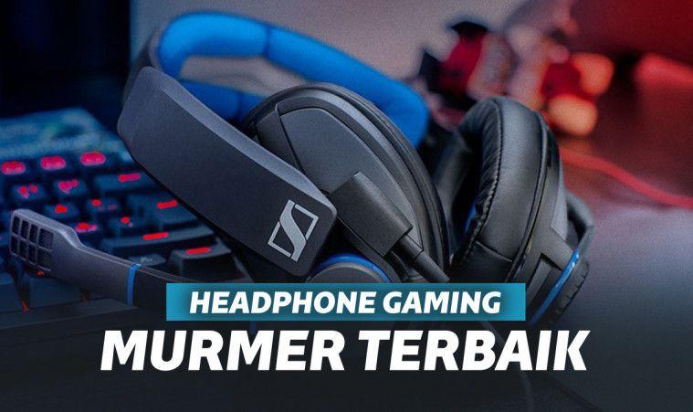 16 Headset Gaming Murah Berkualitas ptbej