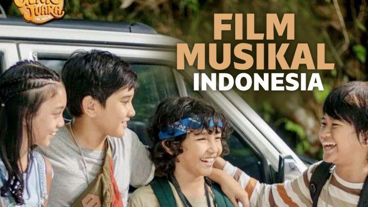 Film Drama Musikal Indonesia Terbaik Sepanjang Masa