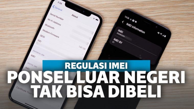 Kominfo terbitkan regulasi imei ponsel indonesia for Regalasi mobili