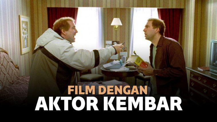 Film dengan Pemeran Kembar Terbaik
