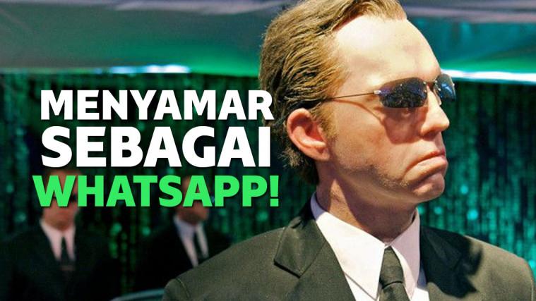 Agent Smith, Malware Berbahaya yang Menyamar Sebagai WhatsApp! | Keepo.me