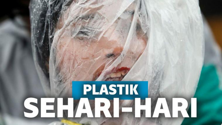 Harus Mulai Peduli Polusi. Yuk, Cermati Penggunaan Plastik Sehari-Hari Ini | Keepo.me