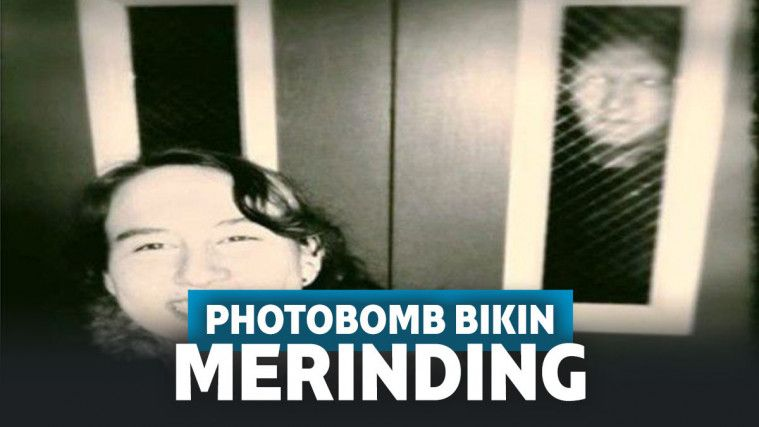 Bikin Merinding! Inilah Sederet Photobomb Paling Menyeramkan di Dunia | Keepo.me