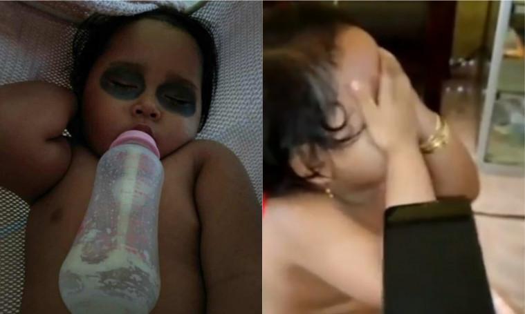 Ibu Tiru Tutorial di Medsos Biar Anak Berhenti Maen HP, Hasilnya Malah Bikin Ketawa! | Keepo.me