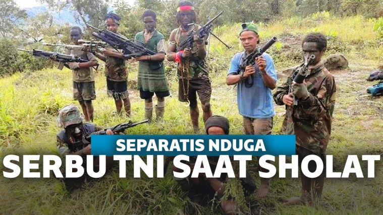 Lagi! Kelompok Separatis di Nduga Memberontak, Satu Prajurit TNI Gugur | Keepo.me