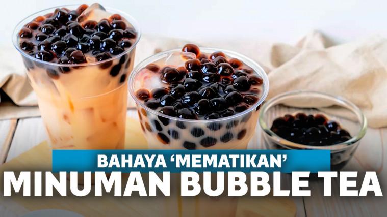 Waspada Topping Minuman Kekinian, Ini Varian Bubble Tea Paling 'Mematikan'! | Keepo.me