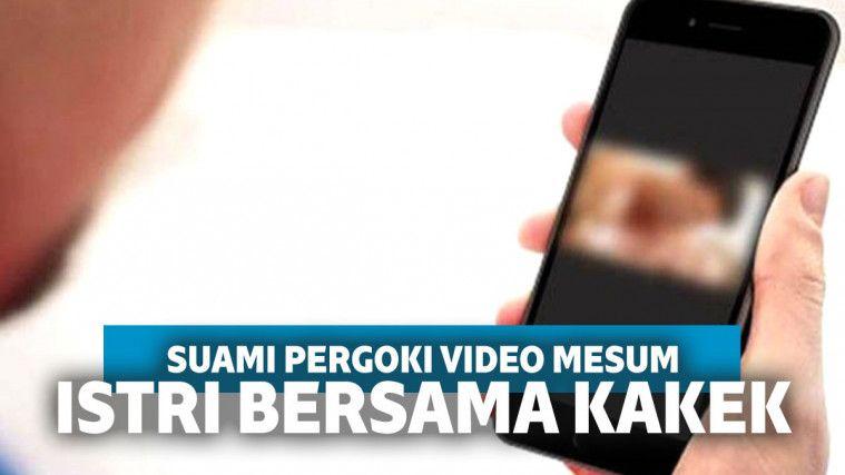 Suami Histeris Temukan Video Mesum Istri bersama Seorang Kakek, Ini Kronologinya! | Keepo.me