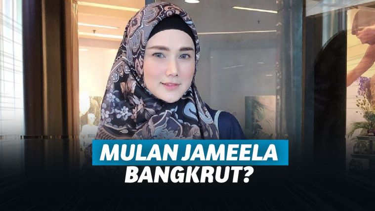 Suami Dibui, Mulan Jameela Nyanyi Dangdut Keliling Kota, Bangkrut? | Keepo.me