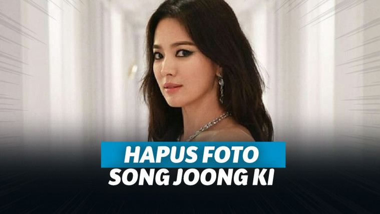Resmi Cerai, Song Hye Kyo Hapus Foto Song Joong Ki di Instagram | Keepo.me