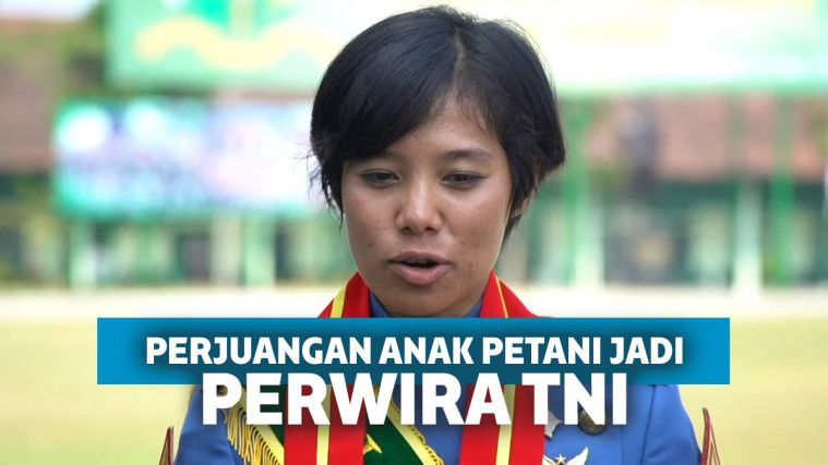 6 Kali Gagal, Akhirnya Anak Petani Ini Dilantik Jokowi Jadi Perwira TNI. Ini Kisahnya! | Keepo.me