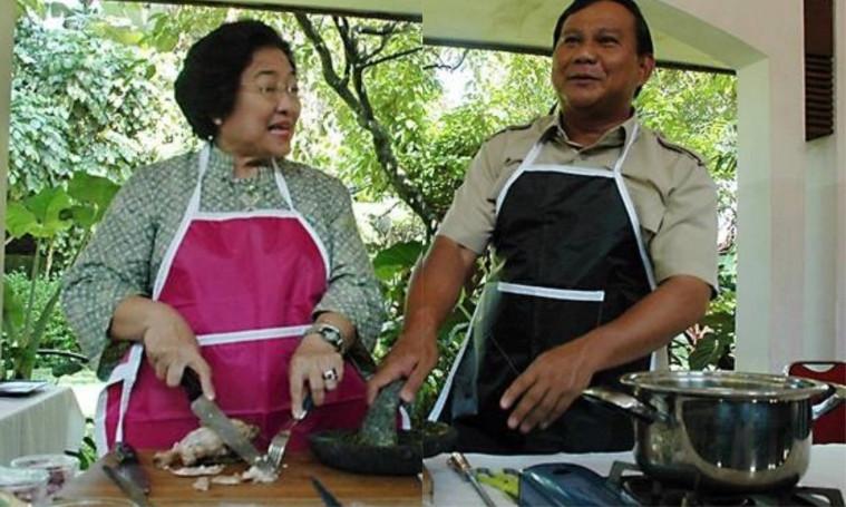 Diplomasi Meja Makan, Mega Buat Menu Spesial Buat Prabowo, Bawang Putihnya Dipilih Secara Khusus! | Keepo.me