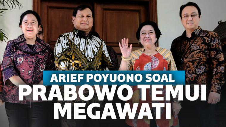 Prabowo Bertemu Megawati, Poyuono: Jangan Cuma Cipika-Cipiki! | Keepo.me