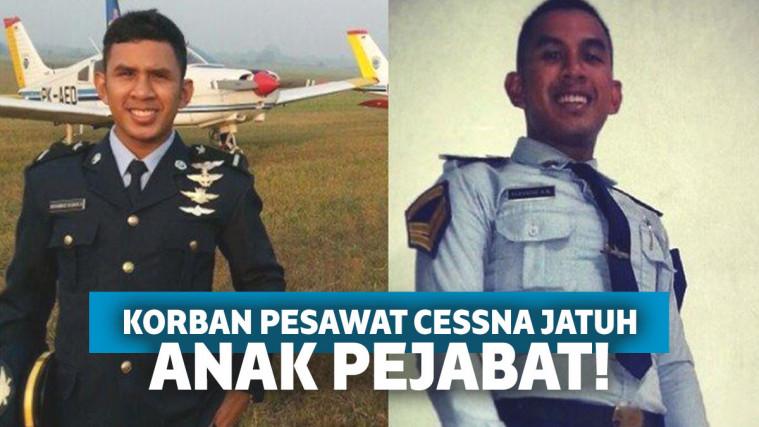 Pesawat Cessna Jatuh di Indramayu, Ternyata Pilotnya Anak Penjabat! | Keepo.me