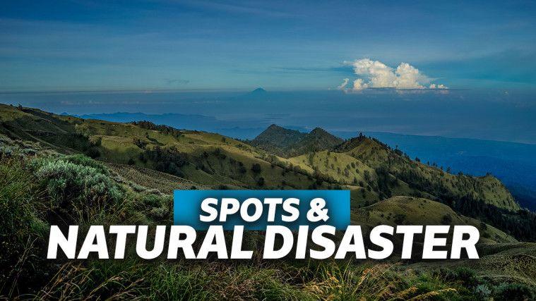 Destinasi Wisata Indonesia yang Sempat Hancur Akibat Bencana