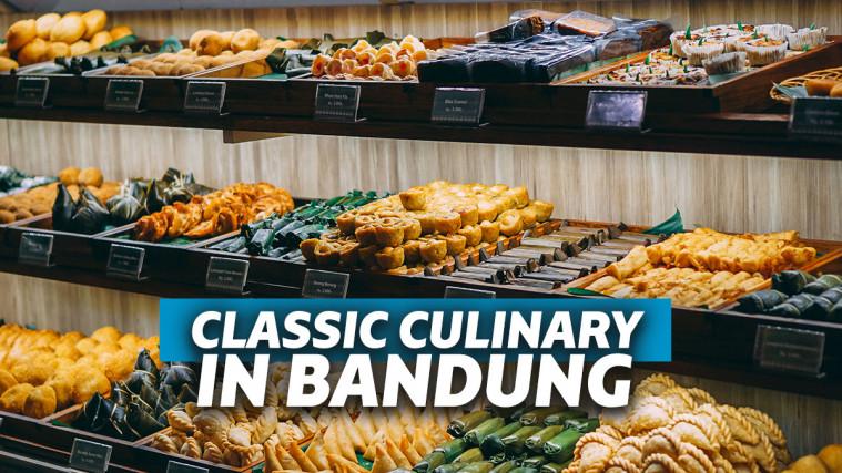 Kuliner Legendaris Bandung Yang Rasanya Tak Pernah Berubah