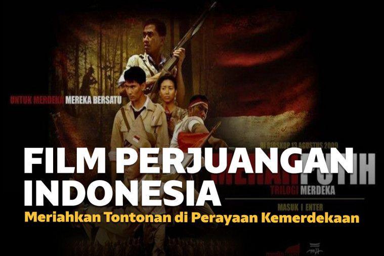 film perjuangan indonesia