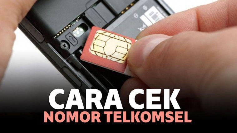 Cara Cek Nomor Telkomsel dengan Mudah dan Aman | Keepo.me