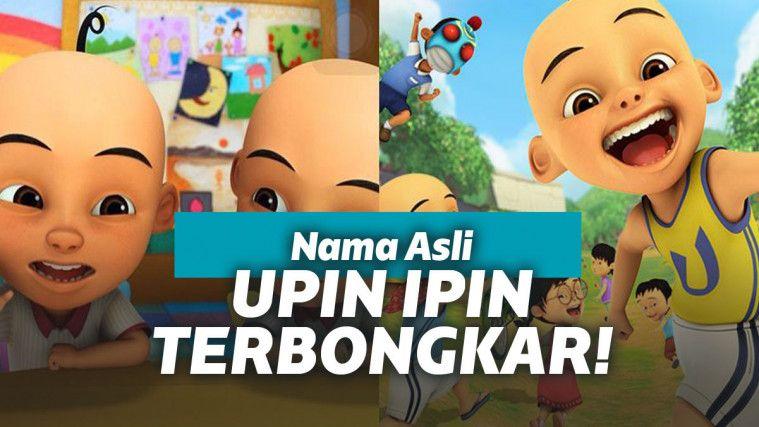 Inilah Nama Asli Dari Karakter Di Film Upin Ipin
